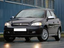 Chevrolet Viva 2004, седан, 1 поколение
