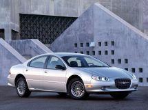 Chrysler Concorde рестайлинг 2001, седан, 2 поколение