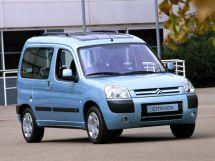 Citroen Berlingo рестайлинг, 1 поколение, 11.2002 - 02.2012, Минивэн