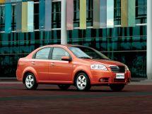 Daewoo Gentra 2005, седан, 1 поколение