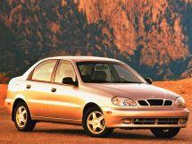 Daewoo Lanos рестайлинг, 1 поколение, 04.2000 - 01.2003, Седан