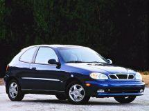 Daewoo Lanos рестайлинг, 1 поколение, 04.2000 - 01.2003, Хэтчбек 3 дв.