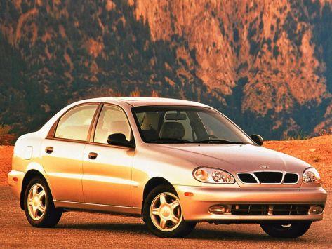 Daewoo Lanos (T150) 04.2000 - 01.2003