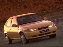 Daewoo Nexia 1995, хэтчбек 3 дв., 1 поколение, N100