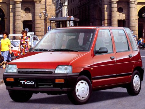 Daewoo Tico  01.1996 - 01.2001