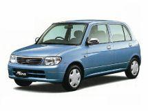 Daihatsu Mira рестайлинг, 5 поколение, 10.2000 - 11.2002, Хэтчбек 5 дв.