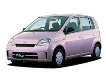 Daihatsu Mira 6 поколение, 12.2002 - 07.2005, Хэтчбек 5 дв.