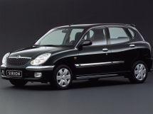 Daihatsu Sirion рестайлинг, 1 поколение, 12.2001 - 12.2004, Хэтчбек 5 дв.