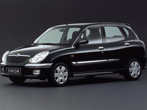 Daihatsu Sirion (M100) 12.2001 - 12.2004