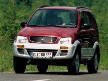 Daihatsu Terios 1997, джип/suv 5 дв., 1 поколение, J100