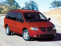 Dodge Grand Caravan рестайлинг, 4 поколение, 01.2004 - 01.2007, Минивэн
