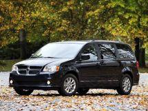 Dodge Grand Caravan рестайлинг, 5 поколение, 01.2011 - н.в., Минивэн
