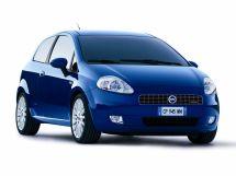 Fiat Punto 3 поколение, 09.2005 - 03.2012, Хэтчбек 3 дв.