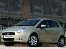 Fiat Punto 3 поколение, 09.2005 - 03.2012, Хэтчбек 5 дв.