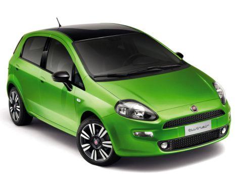 Fiat Punto (199) 04.2012 - 12.2016