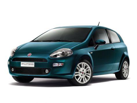 Fiat Punto (199) 04.2012 - 12.2015