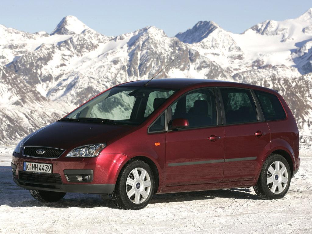 технические характеристики ford c max