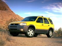 Ford Escape 2000, джип/suv 5 дв., 1 поколение