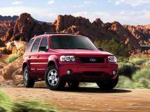 Ford Escape рестайлинг 2004, джип/suv 5 дв., 1 поколение