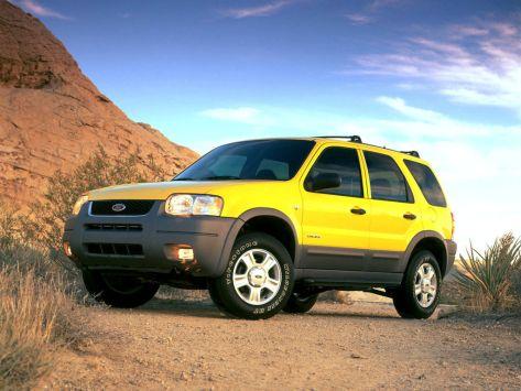 Ford Escape  04.2000 - 03.2004