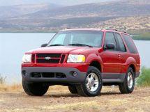 Ford Explorer рестайлинг, 2 поколение, 01.2001 - 04.2003, Джип/SUV 3 дв.