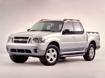 Ford Explorer рестайлинг, 2 поколение, 02.2000 - 06.2005, Пикап