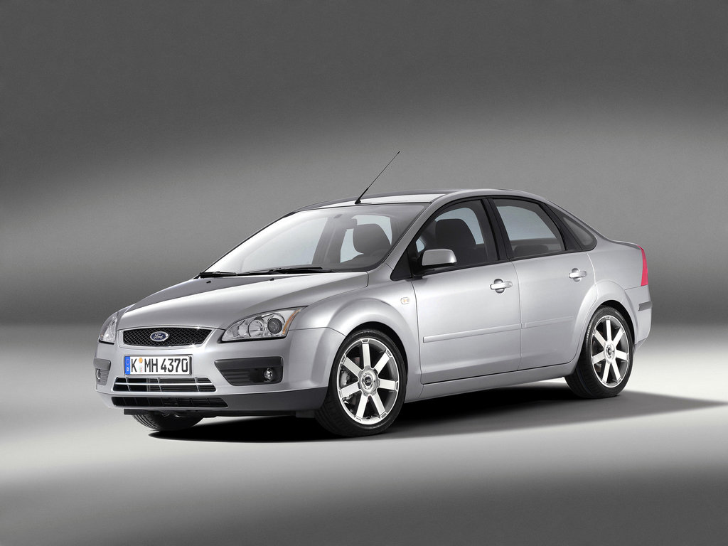 volvo s40 ford focus