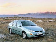 Ford Focus 1 поколение, 07.1998 - 07.2002, Седан