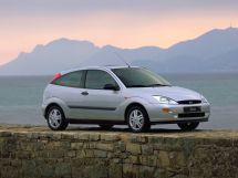 Ford Focus 1998, хэтчбек 3 дв., 1 поколение, I