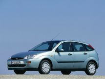 Ford Focus 1 поколение, 07.1998 - 07.2002, Хэтчбек 5 дв.