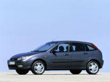 Ford Focus рестайлинг, 1 поколение, 10.2001 - 03.2005, Хэтчбек 5 дв.