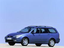 Ford Focus рестайлинг, 1 поколение, 10.2001 - 03.2005, Универсал