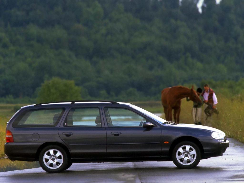 универсал форд мондео фото