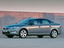 Ford Mondeo 2007, седан, 4 поколение, 4