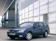 Ford Mondeo рестайлинг 2003, универсал, 3 поколение, 3