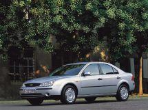 Ford Mondeo 2000, седан, 3 поколение, 3