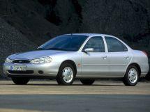 Ford Mondeo 1996, седан, 2 поколение, 2