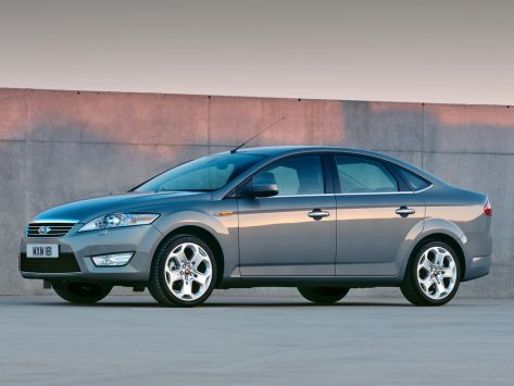 Ford Mondeo (4) 09.2007 - 08.2010