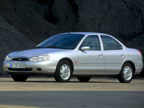 Ford Mondeo (2) 09.1996 - 08.2000