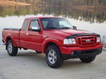 Ford Ranger 2006, пикап, 2 поколение