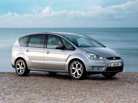 Ford S-MAX  03.2006 - 05.2010