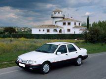 Ford Sierra рестайлинг 1990, седан, 2 поколение, Mk 2