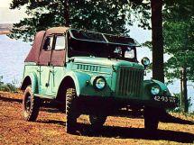 ГАЗ 69 1953, джип/suv 5 дв., 1 поколение