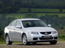 Honda Accord 2002, седан, 7 поколение, CL