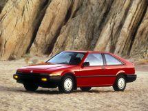 Honda Accord 1986, хэтчбек 3 дв., 3 поколение