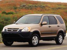 Honda CR-V 2 поколение, 09.2001 - 01.2005, Джип/SUV 5 дв.