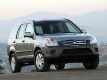 Honda CR-V рестайлинг, 2 поколение, 11.2004 - 08.2006, Джип/SUV 5 дв.