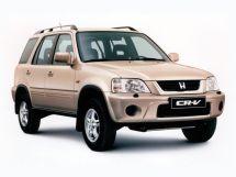 Honda CR-V рестайлинг, 1 поколение, 04.1999 - 08.2001, Джип/SUV 5 дв.