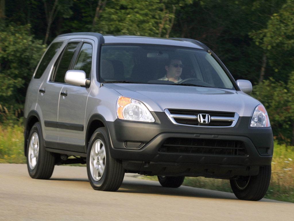 Honda cr v запчасти тюнинг