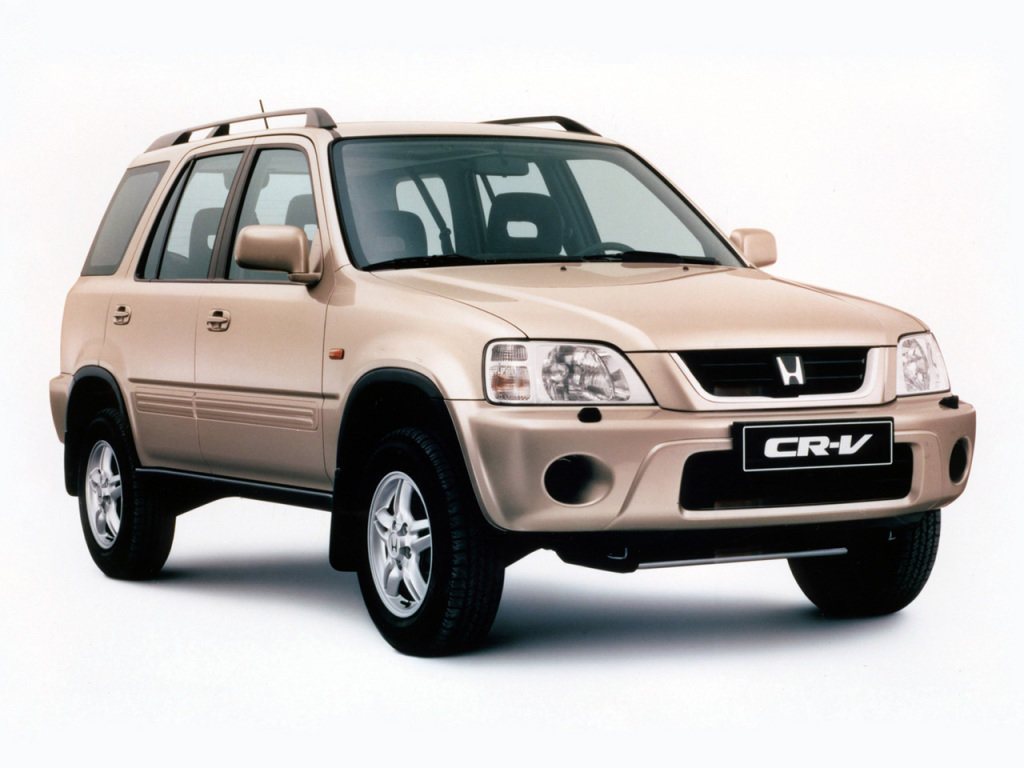honda cr-v, 2001 год 2000